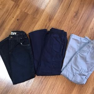 Gymboree pant bundle size 6!